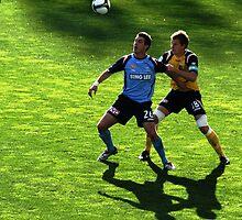 Sydney FC V Central Coast Mariners by kingdaniel69