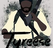 Tyreese by R-E-D