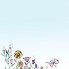 Fairy Gardener by Amy-lee Foley