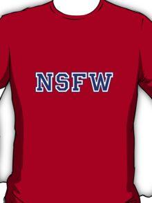 NSFW College T-Shirt