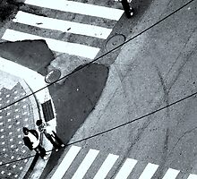 Crosswalk by Andrew Pollard