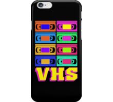 VHS iPhone Case/Skin