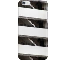 Stairs And Awnings iPhone Case/Skin