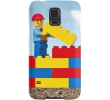Build it Higher Samsung Galaxy Case/Skin