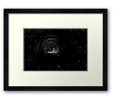 2008 Space Odyssey Framed Print