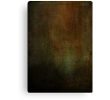 A Gap in the Past Canvas Print