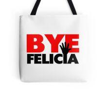 Bye Felicia Hand Wave Tote Bag