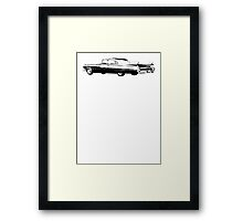 1959 Cadillac Prestige Coupe Framed Print