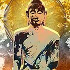 Thai Buddha by FredzArt