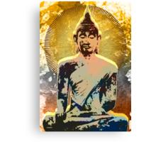 Thai Buddha Canvas Print