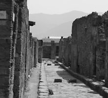 The Lost City - Pompei by David J Collier