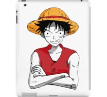Luffy from One Piece iPad Case/Skin