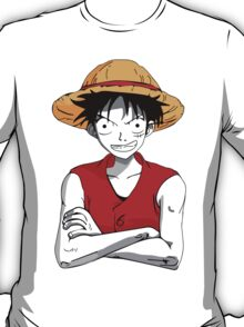 Luffy from One Piece T-Shirt