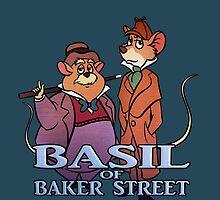 Basil of Baker Street by Ellador