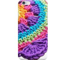 Enjoy the Courage Flowers iPhone Case/Skin