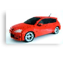 Mazdaspeed3 Canvas Print