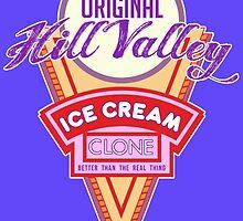 Hill Valley Ice Cream Clone by Robiberg
