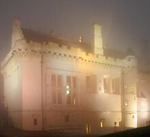 Enchanted Stirling Castle, Scotland by Christine Till  @    CT-Graphics