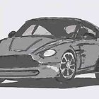 Aston Martin by thehat24