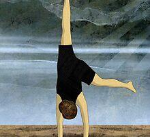 Cartwheel by Janet Carlson