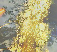 Struck by Lightening by Melissa Park