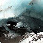 Ice Cave by Karen Millard
