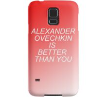 Well, He Is Samsung Galaxy Case/Skin