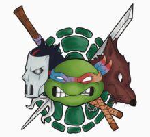 TMNT Emblem by Silver1Kunai