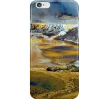 Thermal Pools, Rotorua iPhone Case/Skin