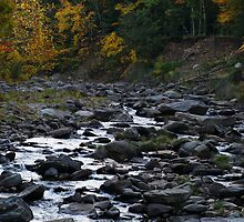 Rocky River Autumn by Marc Payne Photography