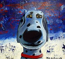 There Really is a Dog by Christopher  Maher