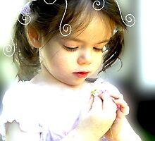 La fille fleur précieux by dimarie