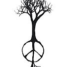 hope rooted in peace by PixelProtest