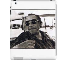 Bukowski iPad Case/Skin