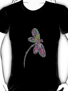 Dragonfly  Neon  T-Shirt