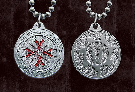 World Vampire Nation Medallion Designs by Shredman