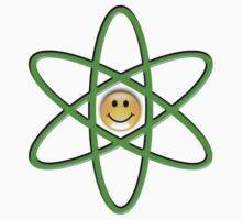 Smiley Atom by NaturaLight