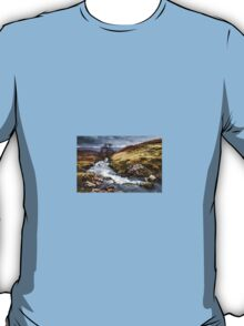 The Lake District Wilderness. T-Shirt