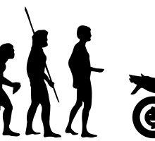 Evolution motorcycle Naked Bike by muli84
