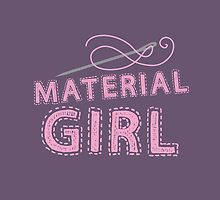 MATERIAL GIRL by jazzydevil