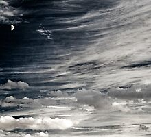 Skyscape #9 by Garth  Helms