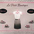 Little Dress Shop by Nicole I Hamilton