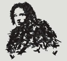 You Know Nothing Jon Crow by ArtworkInc