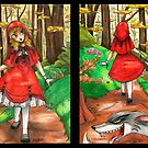 Red Riding Hood by LillyKitten