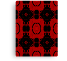 Moroccan Tile Canvas Print