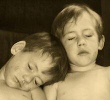 Twins of Mine by DAltman