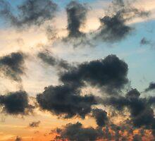 Sri Lanka Sunset by Judd3rman