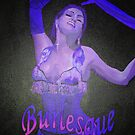 Blue Burlesque by taiche