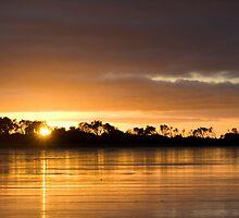 Waratah Bay Sunrise  - Victoria - Australia by Frank Moroni