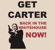 Get Carter! by TeeArt